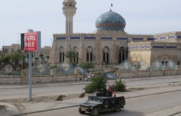 Anbar reasserts control over mosque pulpits