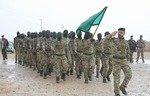 عشایر حدیثه برای مقابله با داعش یک نیروی جدید تشکیل داده اند