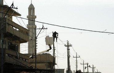 محافظة نينوى العراقية ترتبط مجدداً بشبكة الكهرباء