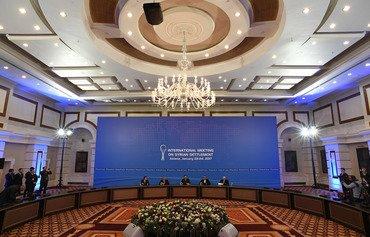 Astana talks wrap with Syria truce agreement