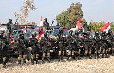 Hêzên Iraqî erdê li rojavayê Enbarê digrin