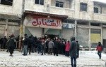 جبهة النصرة تقاتل حلفاءها السابقين في إدلب