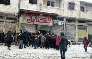 جبهه النصره در ادلب با هم پیمان های پیشین خود می جنگند