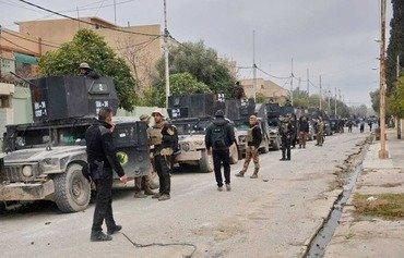 Les rangs de l'EIIL clairsemés avant la bataille de l'ouest de Mossoul