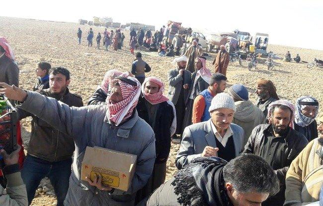 force démocratique syrienne