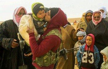 سوری های آزادشده برای پیشروی به سمت الرقه به ائتلاف عرب-کرد می پیوندند
