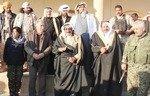 رجال العشائر السورية ينضمون إلى قوات سوريا الديموقراطية لقتال داعش
