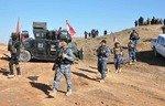 پۆلیسی عێراق داعش راودهنێت له ناوچه بیابانیهكانی دیاله