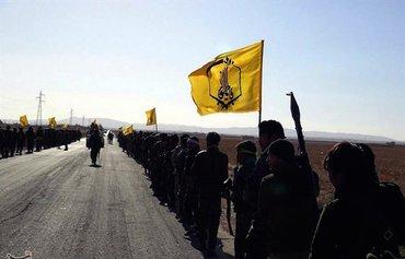 استخدام پاکستانی ها و افغان ها از سوی شبه نظامیان مورد حمایت ایران برای جنگ در سوریه