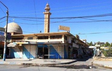 Sûrî ji ber rewşa bendava Tebqa bi tirs in di demekê de ku DAIŞ rastî şikestinan tê