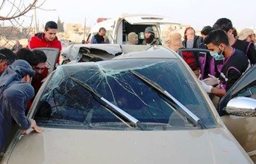 Selon des experts, la mort d'al-Masri met à mal al-Qaïda en Syrie