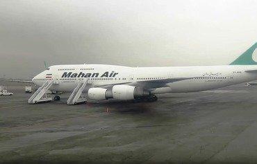 Mahan Air : la compagnie aérienne qui facilite les conflits soutenus par l'Iran au Moyen-Orient