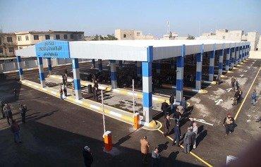 انتشار وسائل النقل العام في أجزاء من العراق