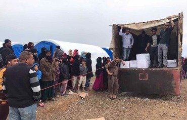 Famine looms over western Mosul