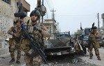 القوات العراقية تقلص من استخدام داعش للسيارات المفخخة في الموصل