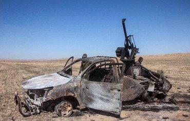 بهكارهێنانی ههڕهمهكیی ئۆتۆمبیلی بۆمبڕێژكراو له موسڵ وێنەی داعش رەشتردهكات
