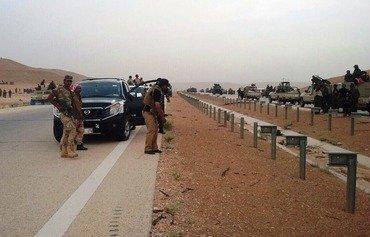 داعش سربازان در مرخصی را در غرب انبار هدف قرار می دهد