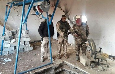 The secret network of ISIS tunnels in Mosul