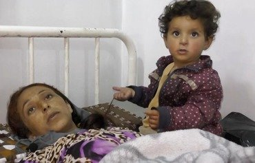 داعش تستهدف النازحين انتقاماً لخسائرها