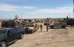 نیروهای عراقی باقیمانده گروهک داعش در صلاح الدین را شکست دادند