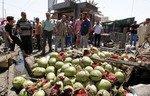 داعش ينتهك حرمة رمضان بهجوم على متجر مرطبات في بغداد