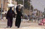 Al-Tabqa residents remove all traces of ISIS