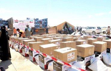 مبادرة كويتية تساعد الأرامل العراقيات على كسب مهارات وظيفية