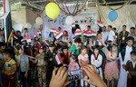 الشباب يفنّدون عقيدة داعش في مدارس الموصل