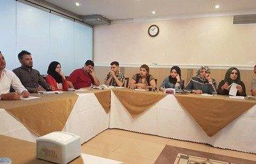 صحافيو الموصل يواجهون 'ثقافة الكراهية والتطرفʻ