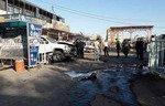 انتحاريون من داعش يستهدفون بابل وكربلاء