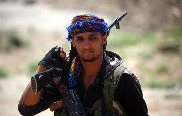 پیشروی نیروهای دموکراتیک سوریه در شهر قدیمی الرقه