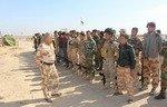 عناصر داعش يتجمعون في الحويجة ويسعون لتحصين المدينة