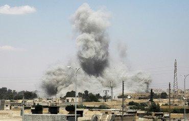 أهالي الرقة النازحون يعودون لتحرير مدينتهم من داعش