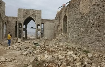 The ISIS legacy of violating and destroying mosques, holy places