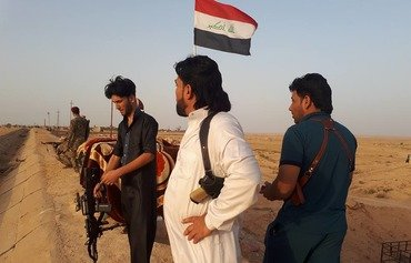 Anbar tribes launch campaign to secure strategic highway