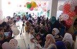 عوامل جبهه النصرة مانع جشن بچه ها در استان ادلب شدند