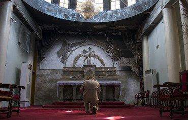 اللاجئون المسيحيون العراقيون يبدأون في العودة للوطن