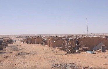 Pêla germahiyê 3 zarokan li kampa Rukban dikuje