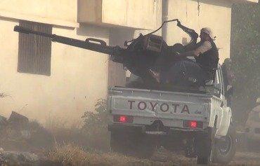 Les factions de l'ASL prennent le dessus sur l'EIIS et ses alliés dans la campagne de Daraa