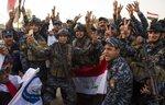 """Iraqî """"serkeftina dîrokî"""" ya li ser terorîzmê li Mûsilê pîroz dikin"""