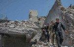 العراق يخطط لإعادة بناء المئذنة الحدباء الأثرية في الموصل