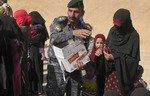 Des femmes de Daech coopèrent avec la police irakienne