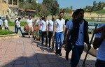 استئناف أعمال إعادة التأهيل في جامعة الموصل