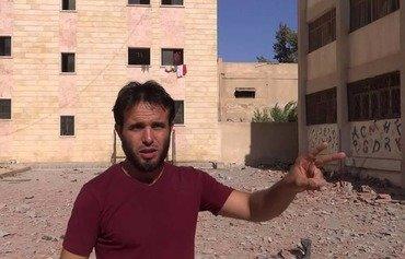 فعالین سوریه عکسهای رها کنندگان داعش را منتشر کردند