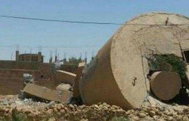 مقتل نساء وأطفال خلال محاولتهم الفرار من دير الزور