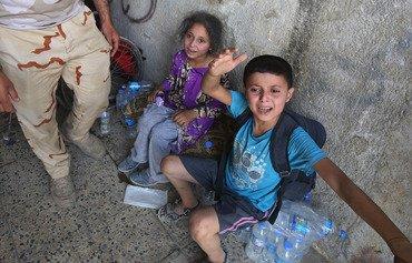 إطلاق برنامج طارئ في الموصل للأطفال المجهولين