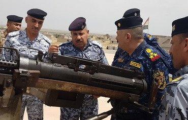 L'est d'al-Sharqat appelle les forces irakiennes à entamer une libération longtemps attendue