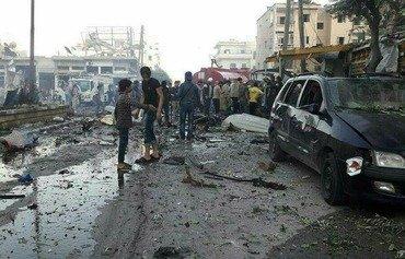 Les résidents d'Idlib ont peur après la prise de contrôle par Tahrir al-Sham de leur ville