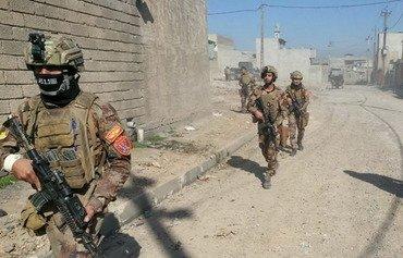 Les forces irakiennes, les citoyens de Mossoul cordonnent leurs efforts pour empêcher le retour de l'EIIS