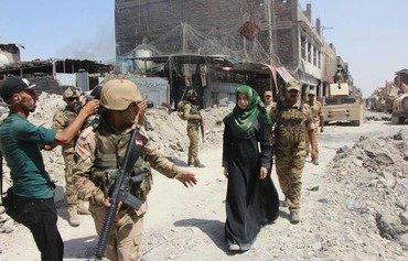 تحديات تواجه عملية البحث في الموصل عن النساء الآيزيديات المختطفات